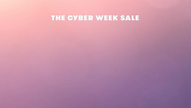 Fitflop Cyber Week Sale on now! Up to 60% off plus Extra 20 % with code CYBER20