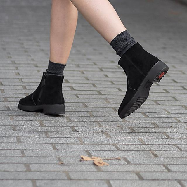 Fitflop suede ankle boots