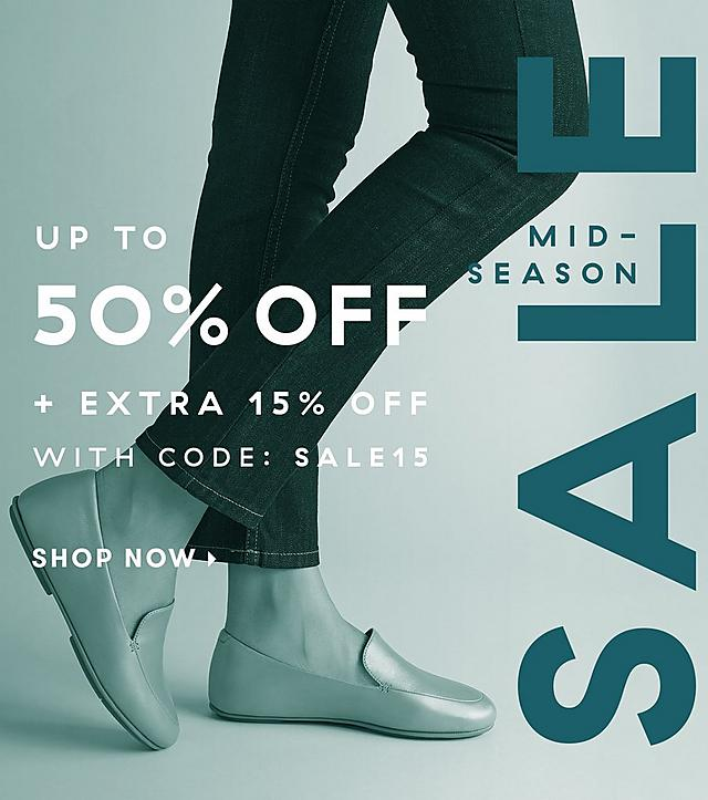 Fitflop Mid Season Sale is now on