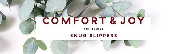 Fitflop comfort gift guide snug slippers