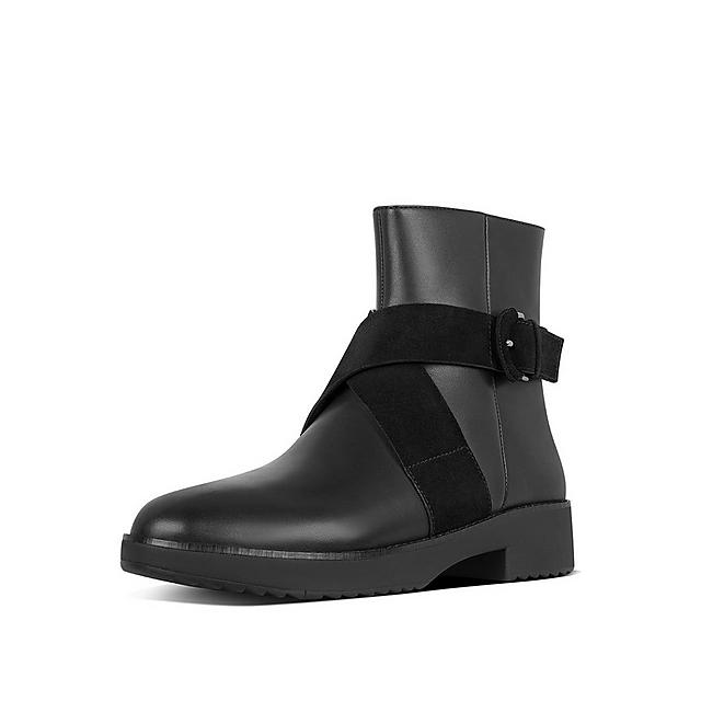 Fitflop Mona leather ankle boot