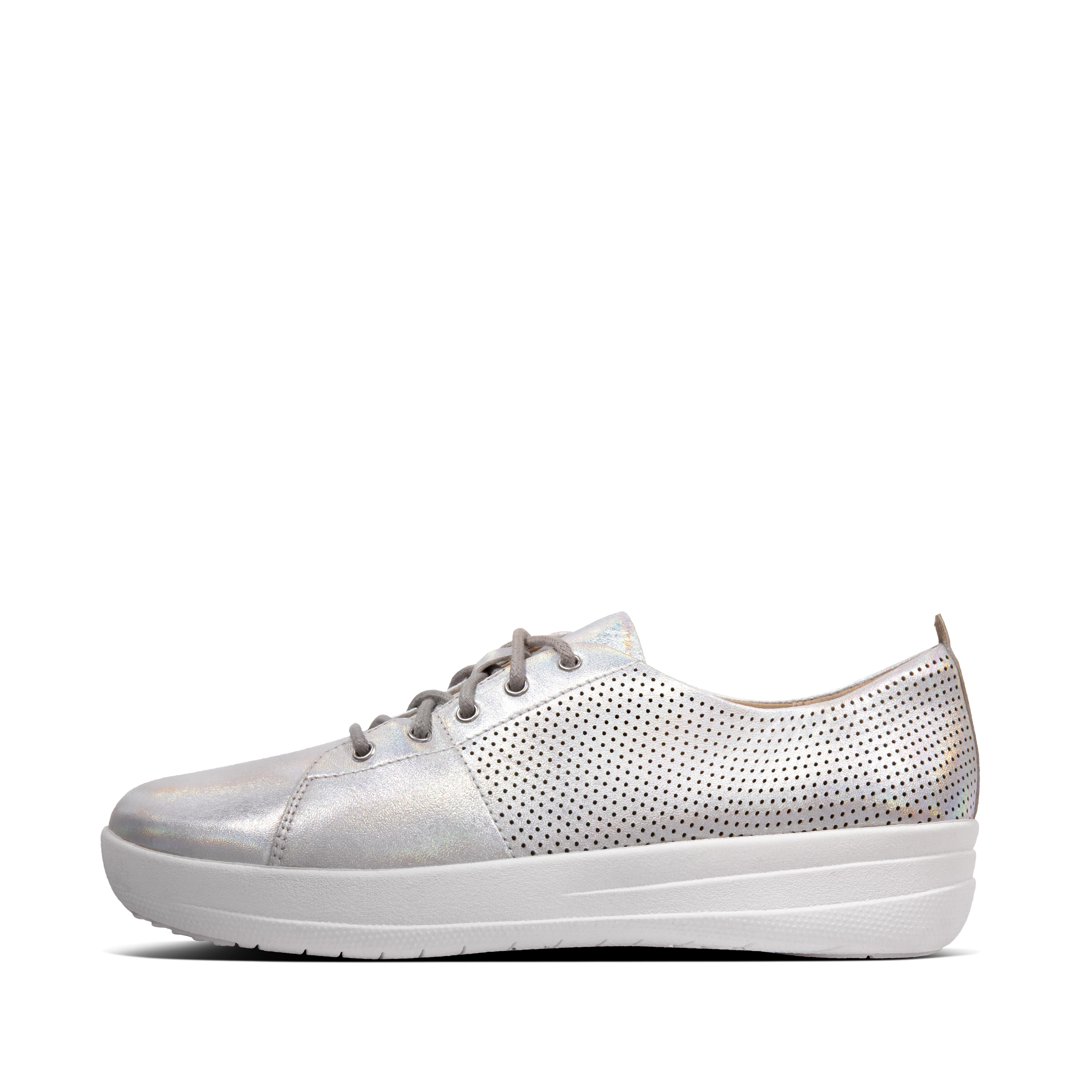 Women's F SPORTY Leather Trainers