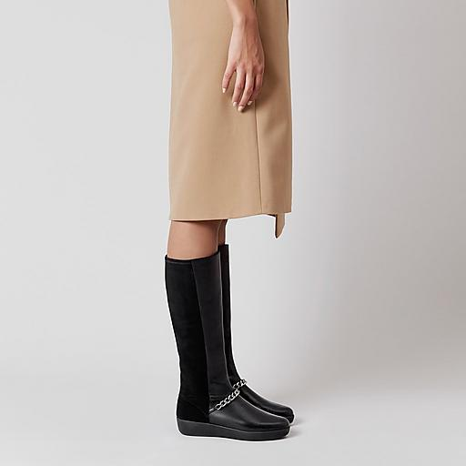 FitFlop Knee High Boots for Women for