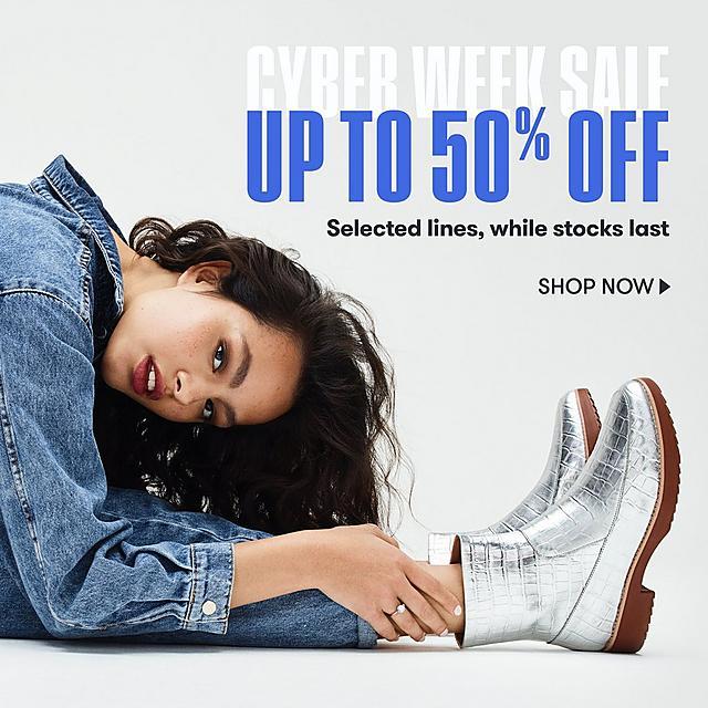 Shop Cyber Week Sale - Upto 50% off