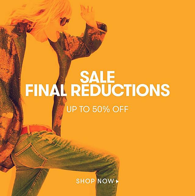Shop Upto 50% Off Sale Mid Season Sale