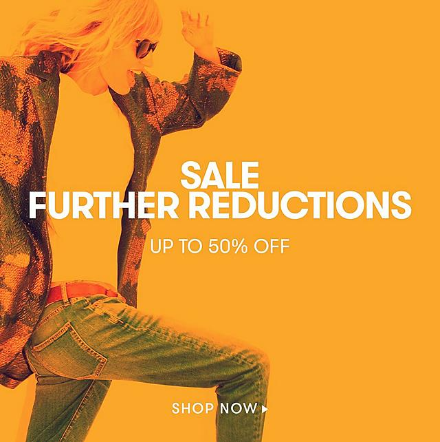 Shop Further Reductions Sale Upto 50%