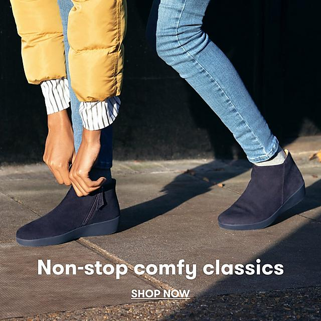 Shop FitFlop Ankle Boot Collection