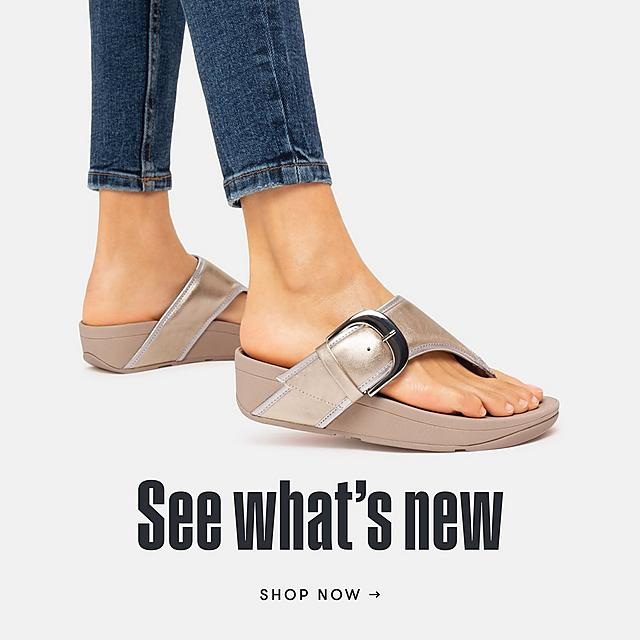 Shop FitFlop Newness