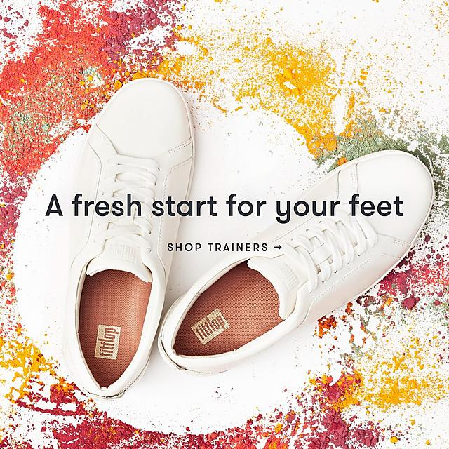Shop Fitflops Trainers Collection