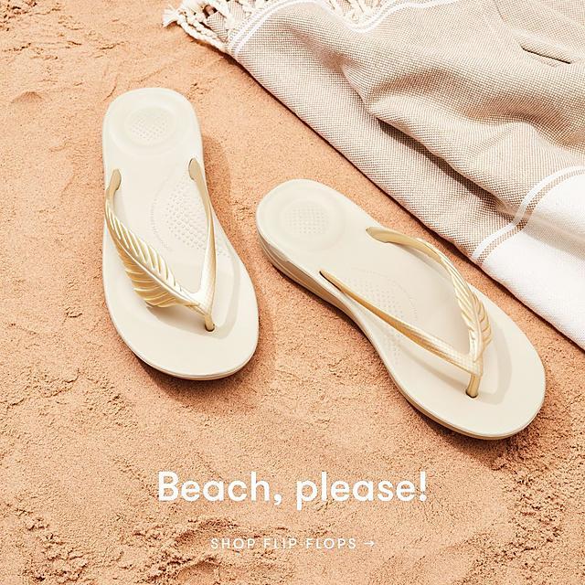 Shop Iqushion flip flops