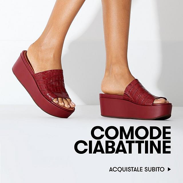 shop comfy slides