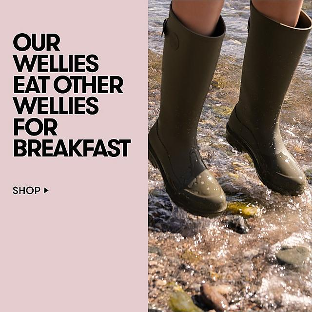 SHOP WONDERWELLY BOOT COLLECTION