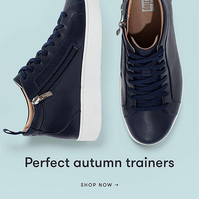 Perfect autumn trainers. Shop Now