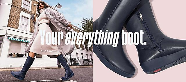 Your everything boot. Shop Now