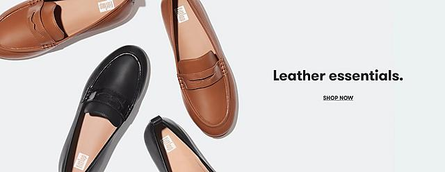 Shop fitflop leather essential