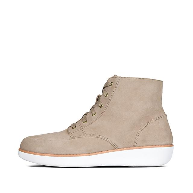 Suede Ankle Boot by Kaya