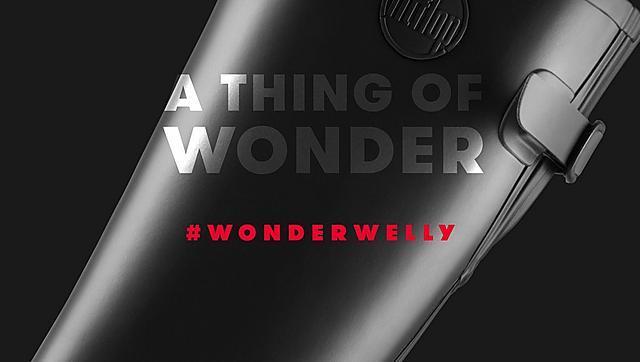 Fitflop Wonderwelly boot in black
