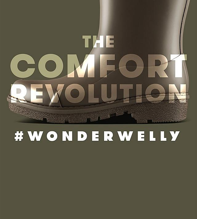 Fitflop The Comfort Revolution Green tall welly boot