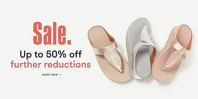 SHOP FITFLOP END OF SEASON SALE - UP TO 50% OFF
