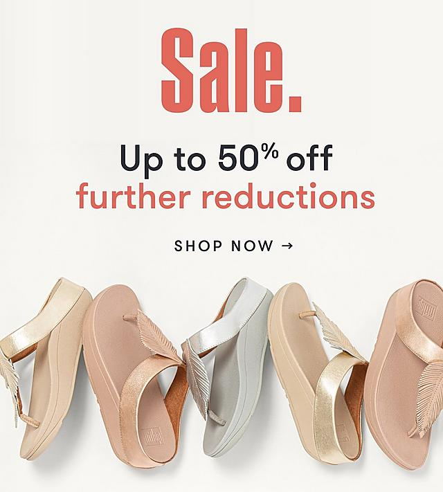 Shop fitflop sale - up to 50% off selected lines