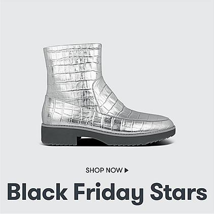 Shop FitFlop Black Friday Deals on FitFlop Black Star Collection  - NEW LINES ADDED - upto 40% off