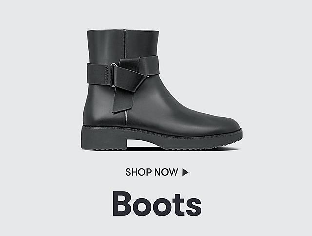 Shop FitFlop Black Friday Deals on Boots - New Lines Added - Upto 40% Off