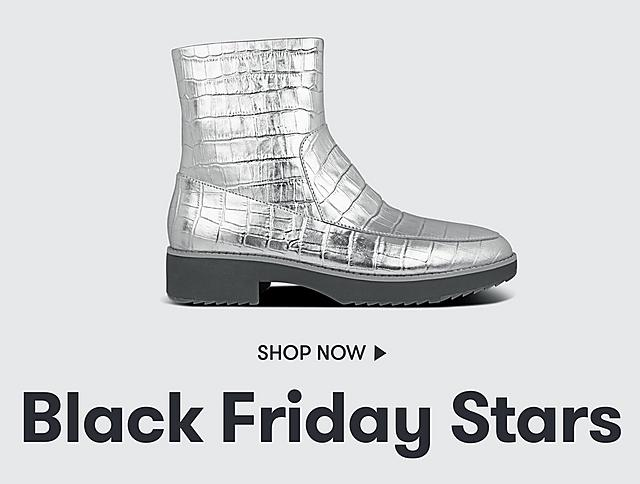 Shop FitFlop Black Friday Deals on Black Star Collection - New Lines Added - Upto 40% off