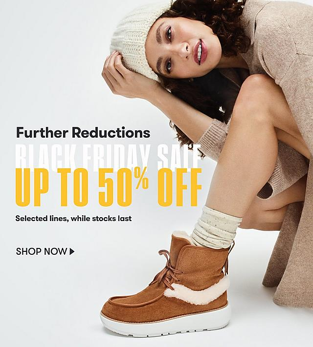 FitFlop Black Friday Deals- NEW LINES ADDED - upto 40% off