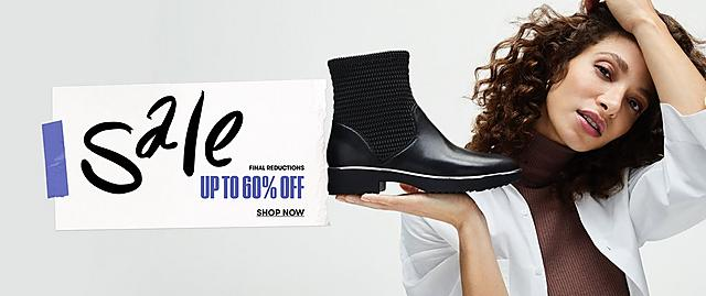 Shop end of season sale up to 60% off
