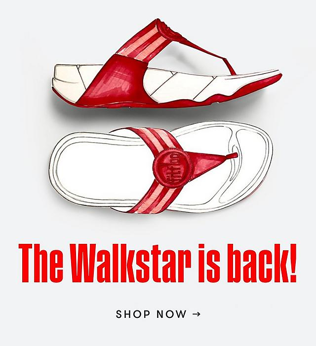 join the waiting list to get the WALKSTAR