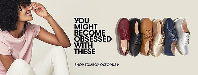 SHOP TOMBOY OXFORD SHOES