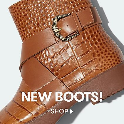 SHOP FITFLOP BOOTS