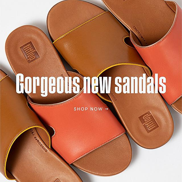 Shop Fitflop Fitflop NEW IN SANDALS