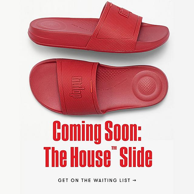 Shop FitFlop Slides On Waiting List