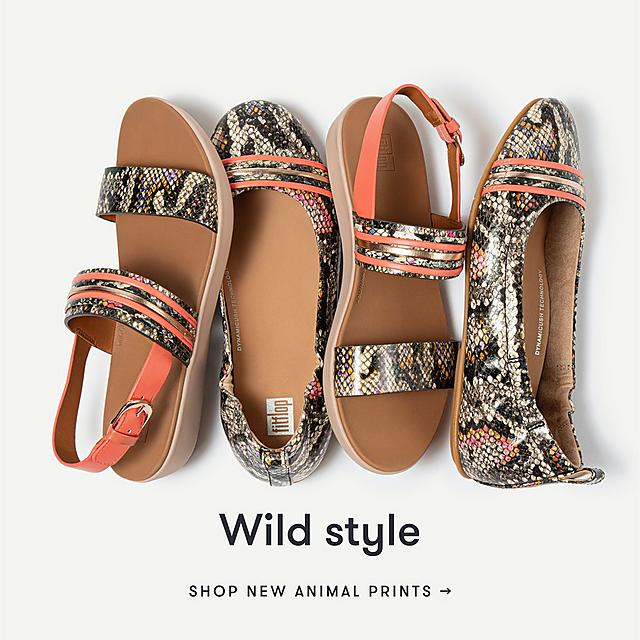 shop fitflop new print collection
