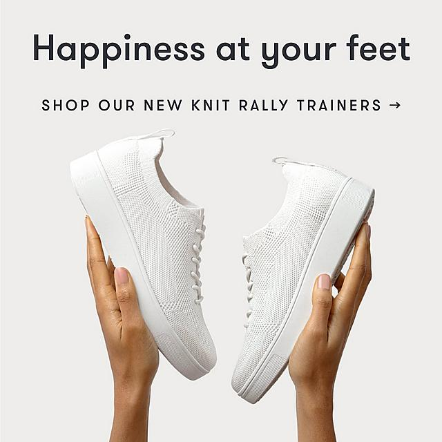 Shop FitFlop Rally Knit Collection