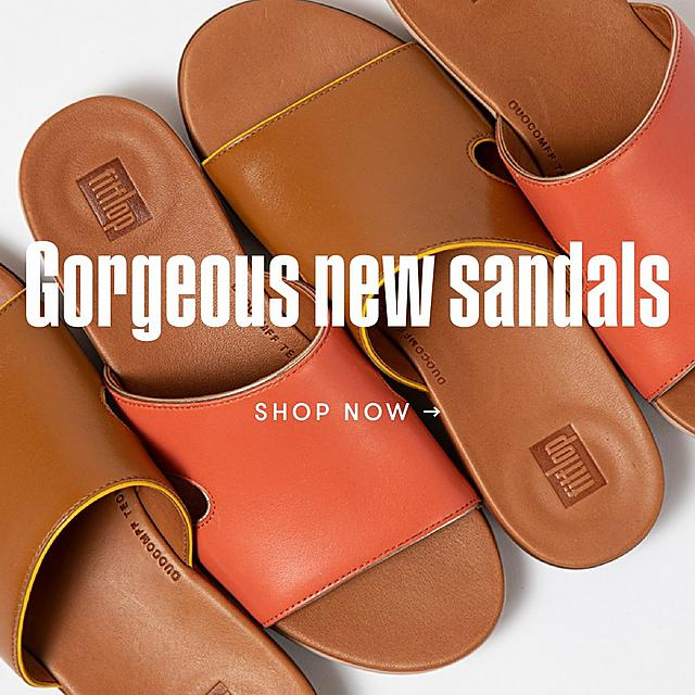 Shop Fitflop's New Sandal Collection