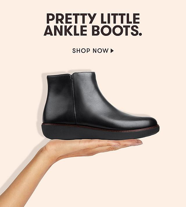 Shop FitFlop Ankle Boots