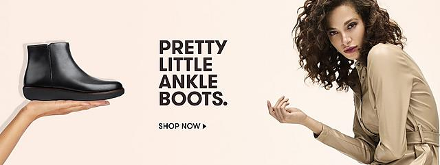 Ship FitFlop Ankle Boots