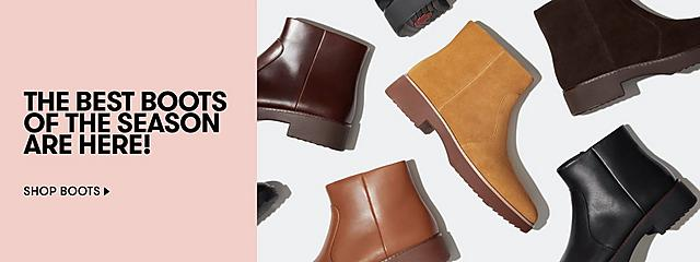 SHOP AUTUMN BOOTS