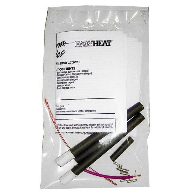 Warm Tiles Cable Repair Kit