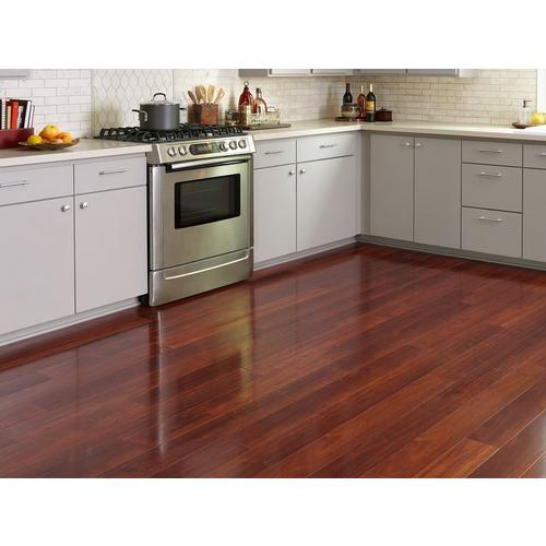 Cherry High Gloss Water Resistant, Cherry Laminate Flooring