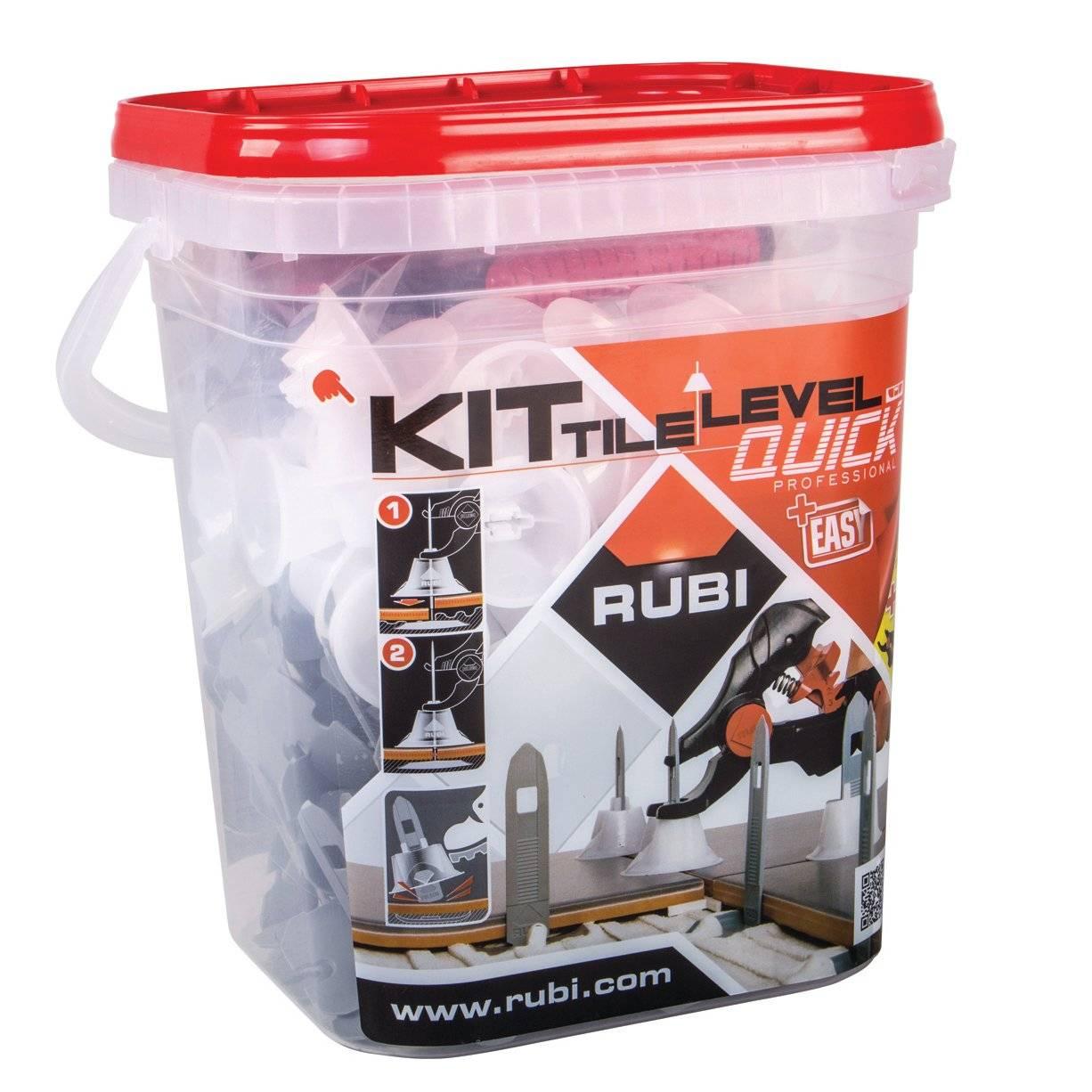 Rubi Tile Level Quick Kit