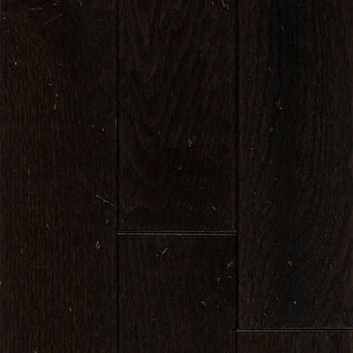 Nero Black Oak Distressed Solid