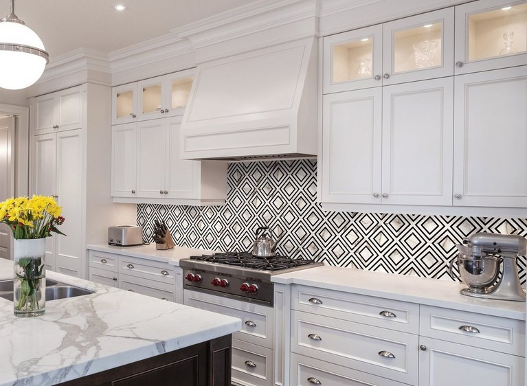 How To Coordinate Your Backsplash And Countertop