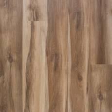 Spalted Oak Rigid Core Luxury Vinyl Plank - Cork Back