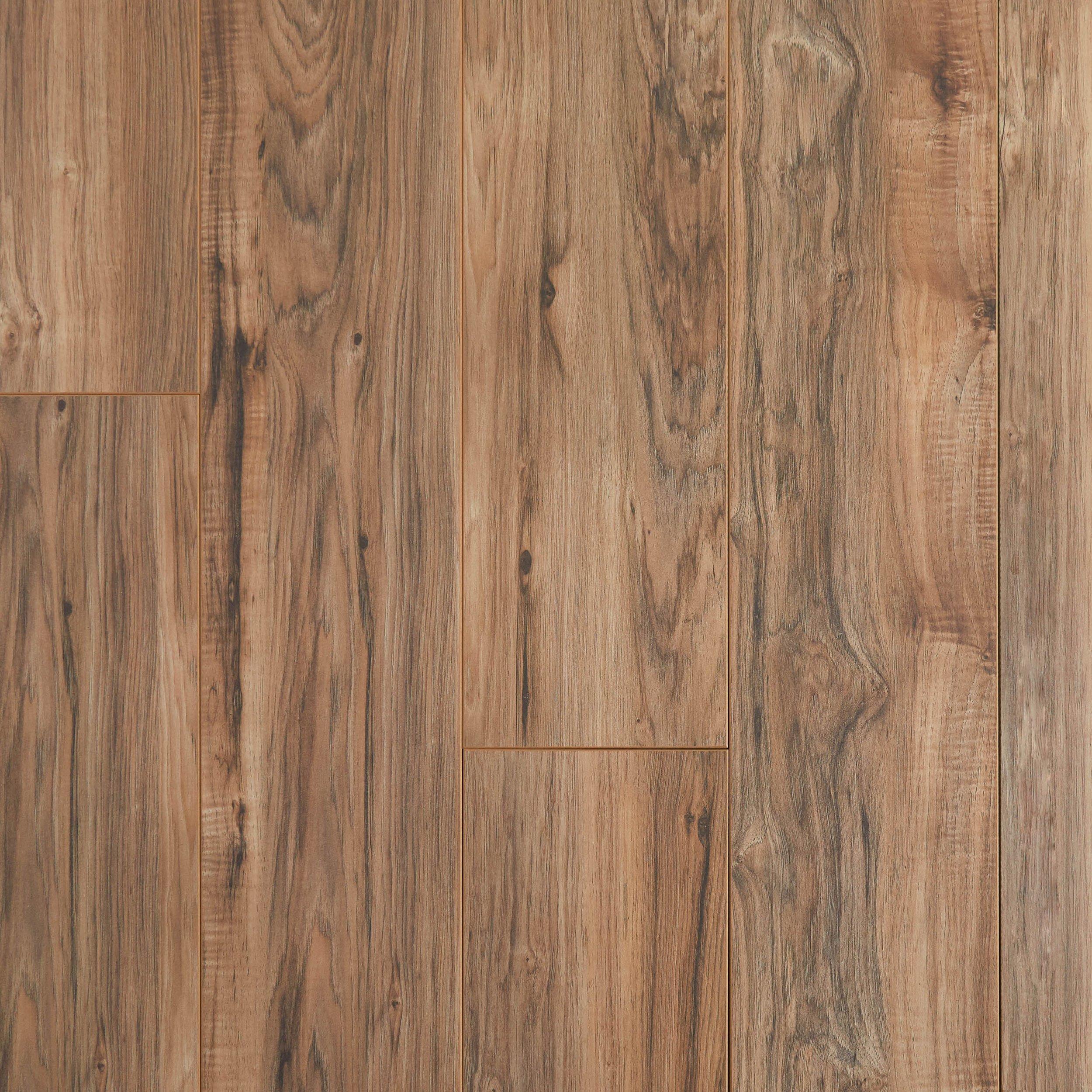 Alder Pecan Tan Water Resistant Laminate, Pecan Laminate Flooring 12mm