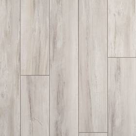 Bay Breeze Oak Gray Water Resistant, Waterproof Laminate Flooring B&Q