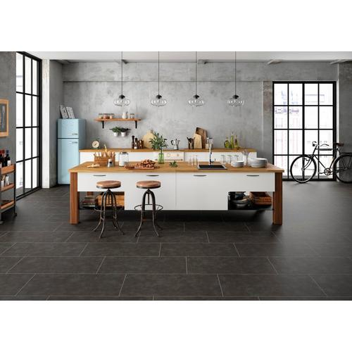Uptown Antracite Ii Matte Porcelain Tile 15 X 30 100594928 Floor And Decor