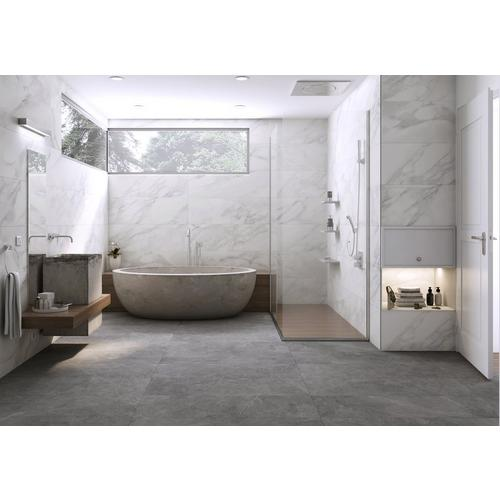 Marbella White Porcelain Tile 16 X 48 100650993 Floor And Decor